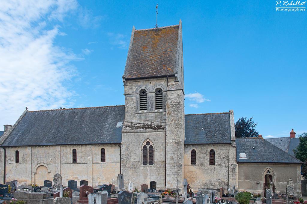 Eglise par Pascal-Jean Rebillat Photographies