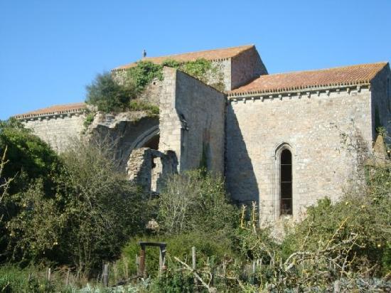 Abbaye des Fontenelles (ancienne) à La roche sur yon.
