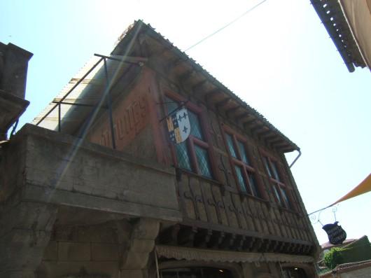 Cité à Carcassonne.