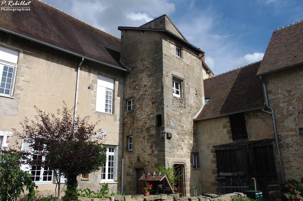 Castle House, French Heritage monument to Souvigny.