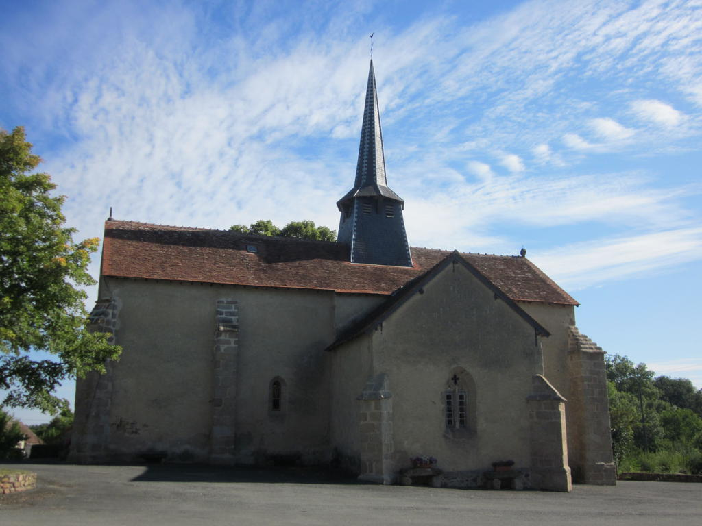 Church, French Heritage monument to St dizier les domaines.
