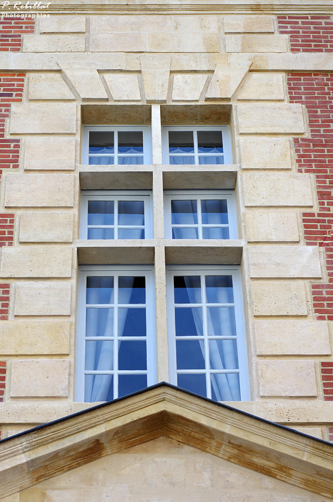 Palais Abbatial de Saint-Germain-des-Prés ou Hôtel de Furstemberg  à Paris 6eme arrondissement.