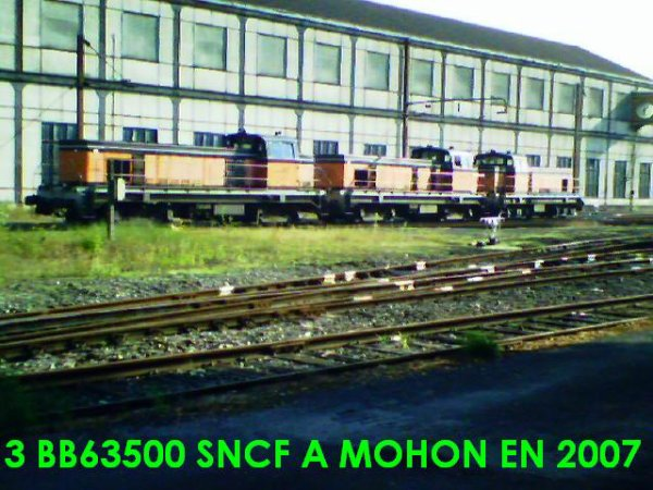 Deposit Mohon SNCF, French Heritage monument to Charleville mezieres.