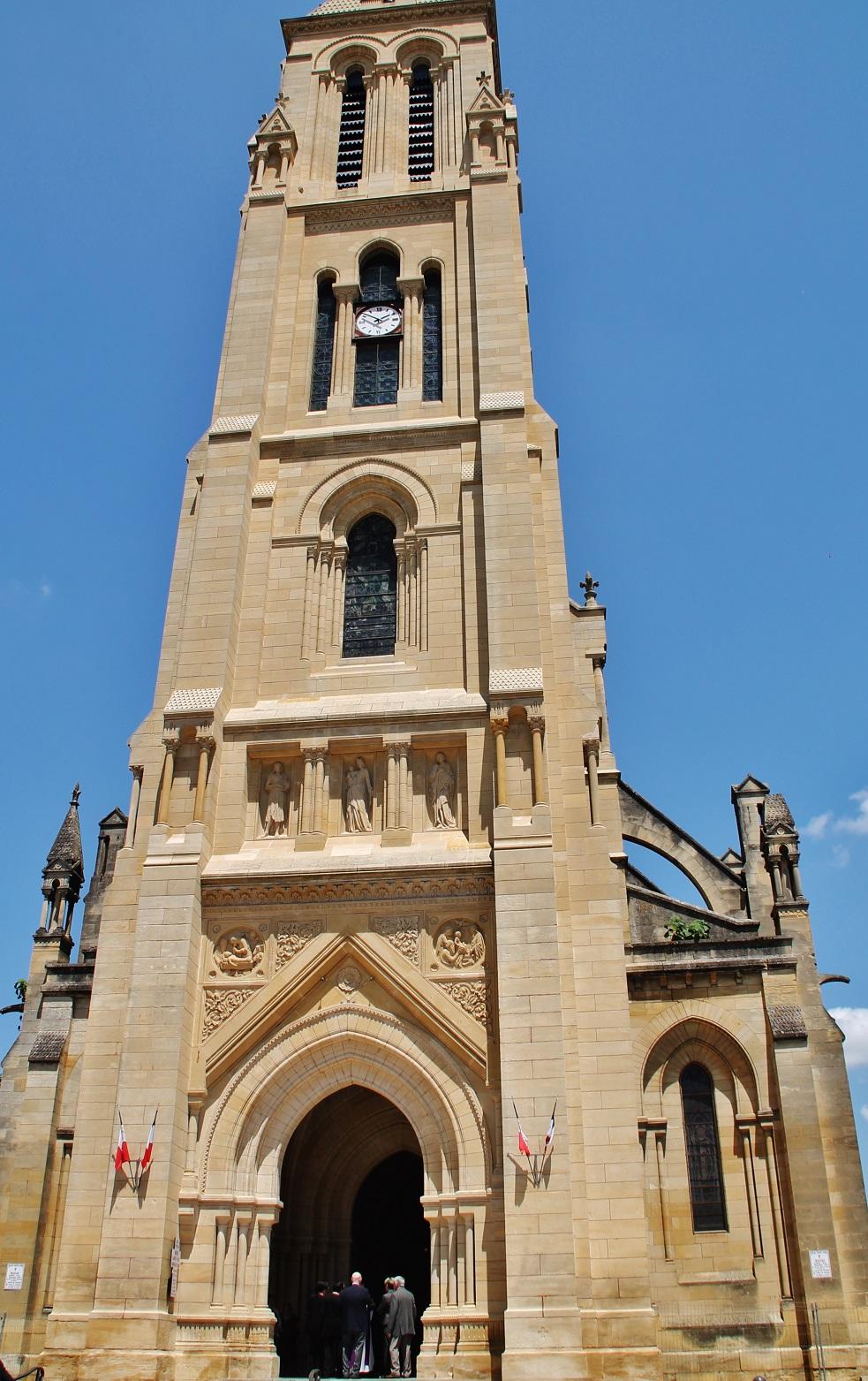 Eglise Notre-Dame à Bergerac.