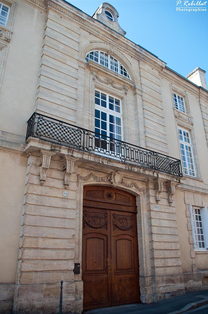 Hôtel de la Tour du Pin (Hôtel de Bricqueville) par Pascal-Jean Rebillat Photographies