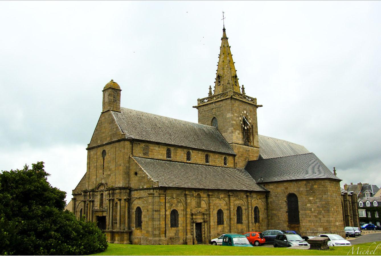 Eglise Notre-Dame à Granville.