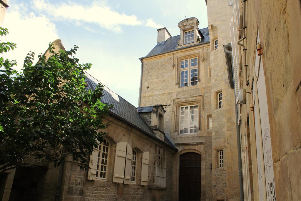 Maison 41 rue Froide à Caen.