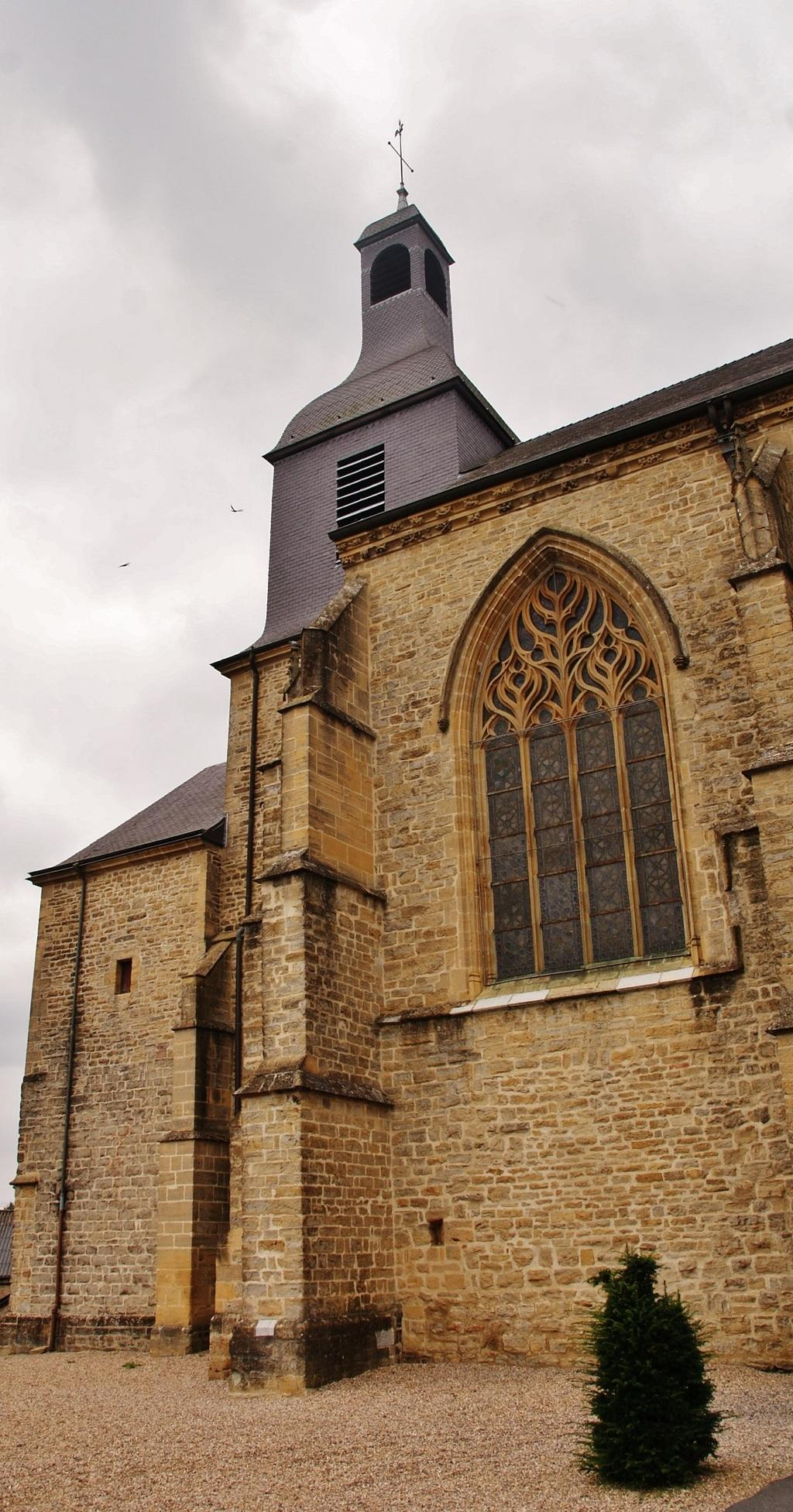 Church of Notre-Dame, French Heritage monument to Renwez.