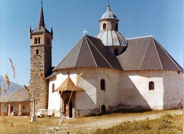Chapelle Notre-Dame de la Vie à St martin de belleville.