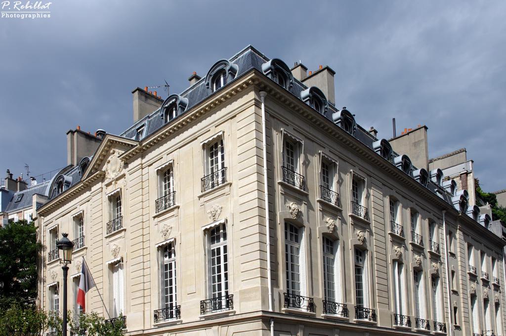 H tel de vog paris 7eme arrondissement paris for Hotel 11 arrondissement paris