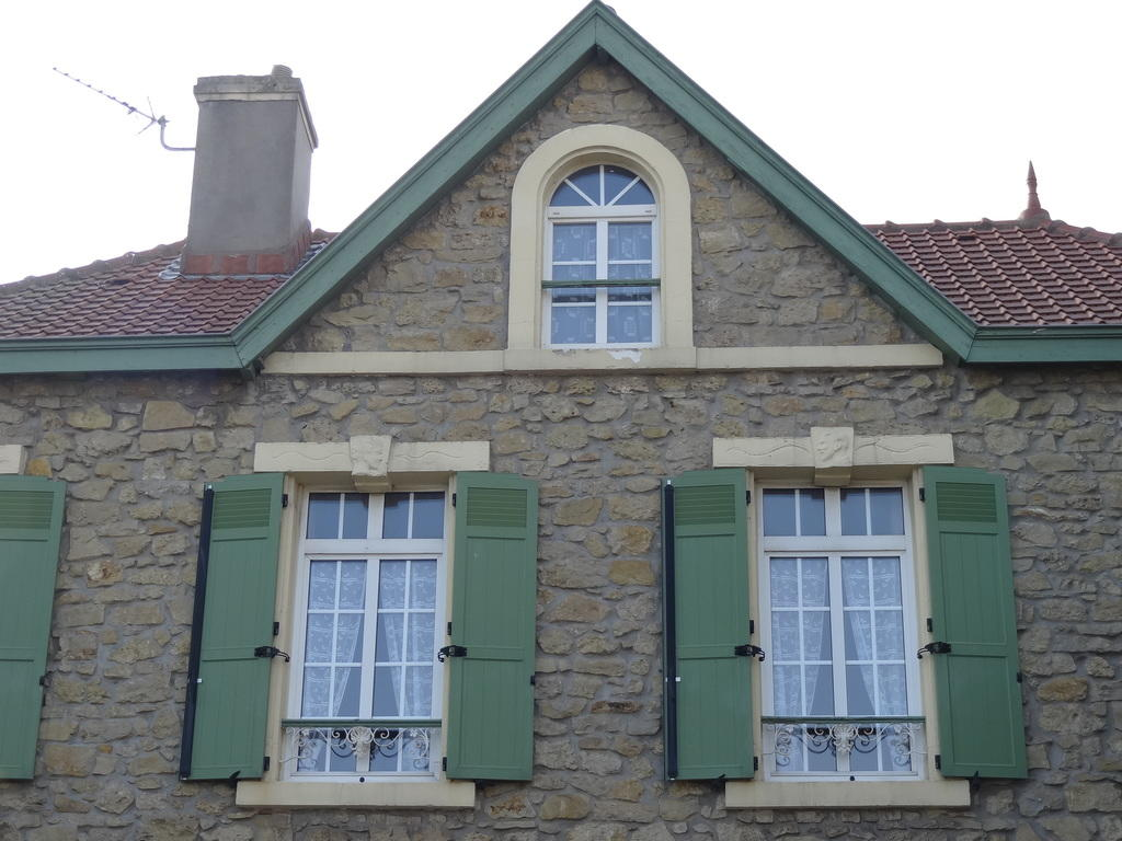 Villa St. Francis House, French Heritage monument to Wimereux.