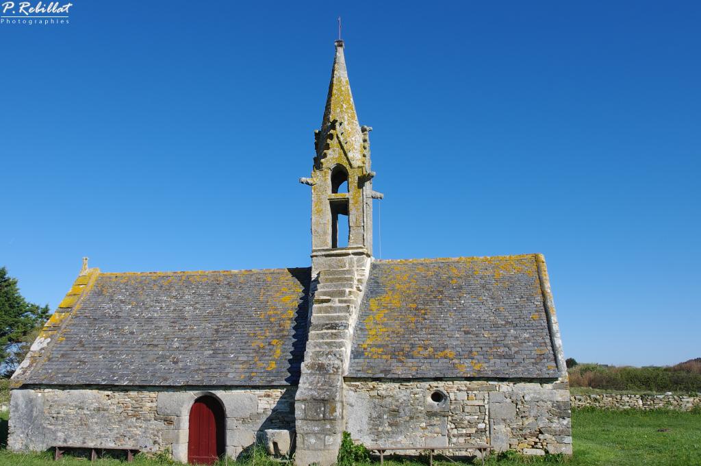 Chapelle Saint-Vio à Treguennec.