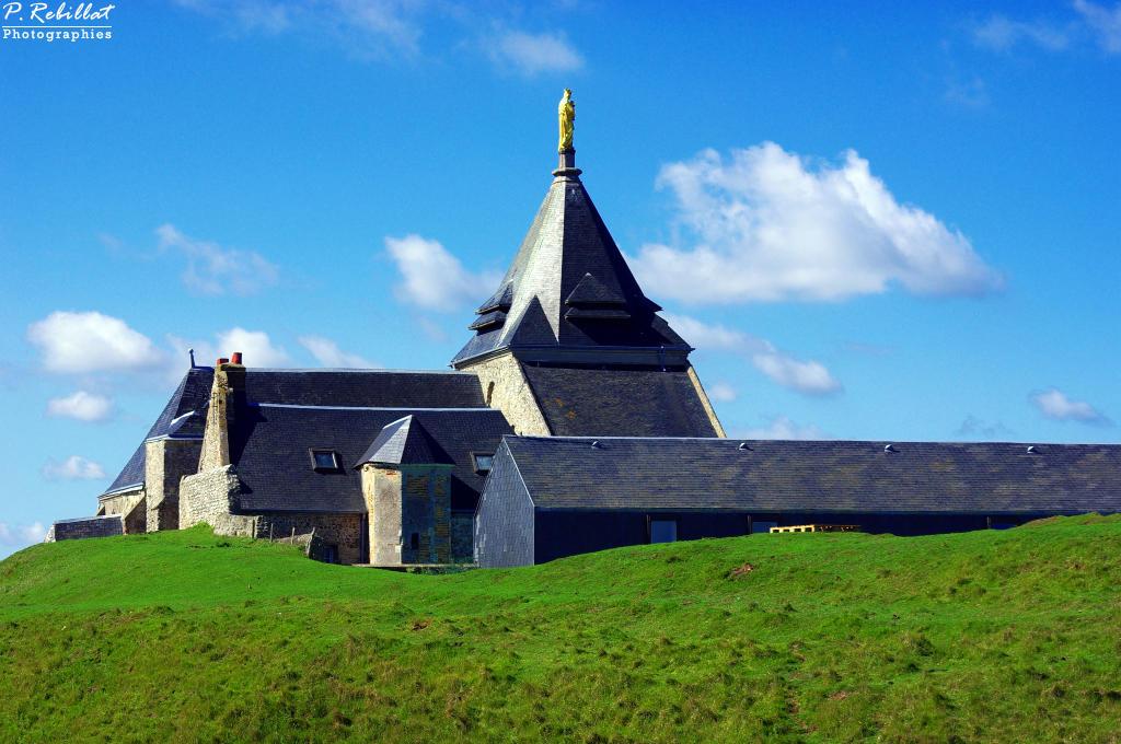 Chapelle Notre-Dame-du-Salut à Fecamp.