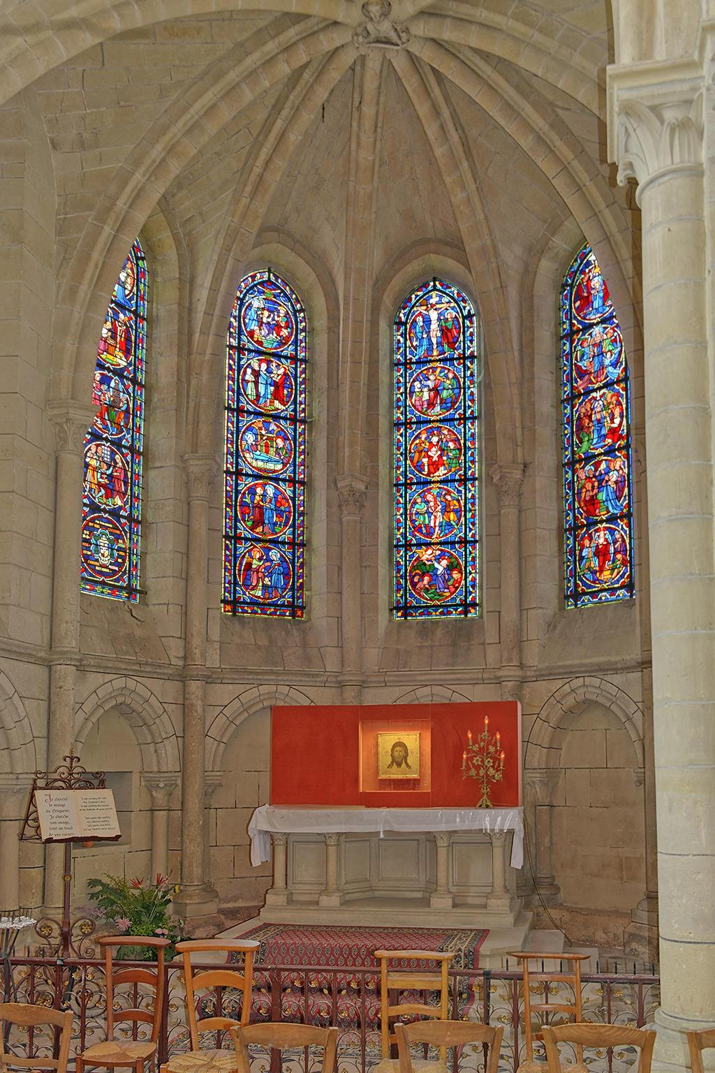 cathédrale Notre-Dame par gerardgg