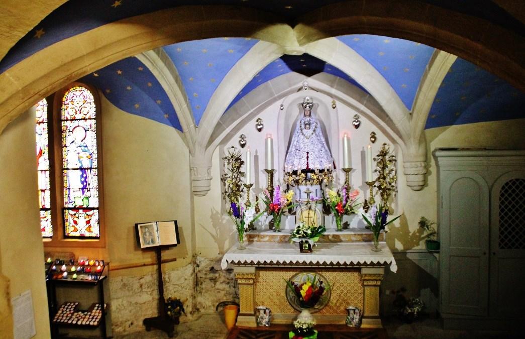 Eglise Saint-Gervais-Saint-Protais à Langogne.
