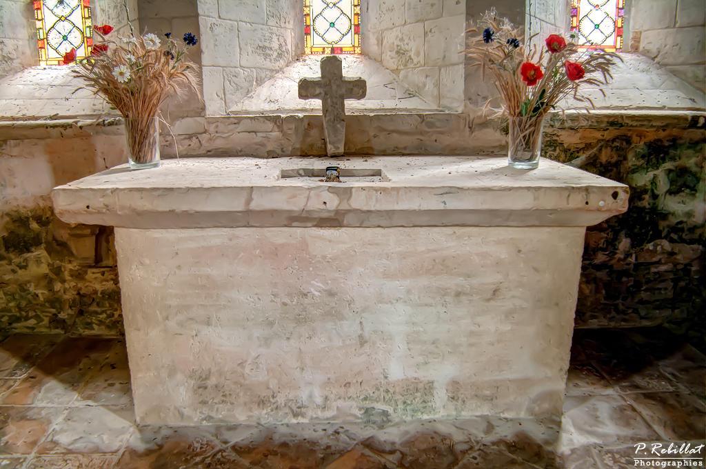 Chapelle de l'Ortial à Rots.