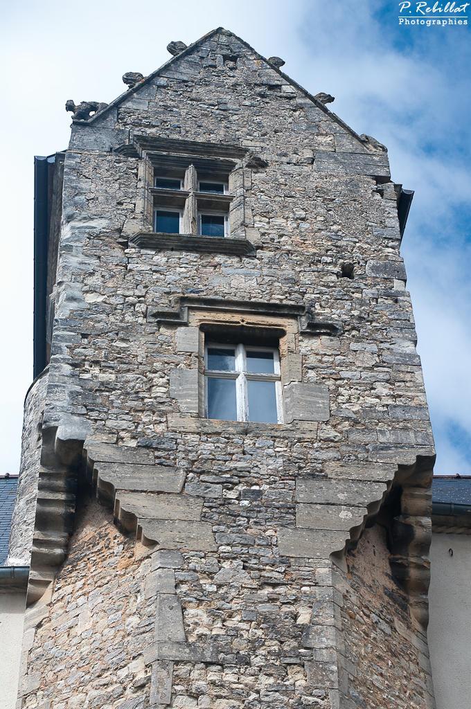 Maison 5 rue Franche à Bayeux.