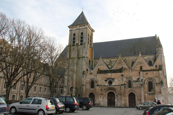 Église de la Madeleine, French Heritage monument to Chateaudun.