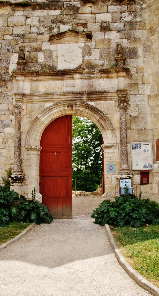 Eglise Paroissiale Saint Saturnin à Flamarens.