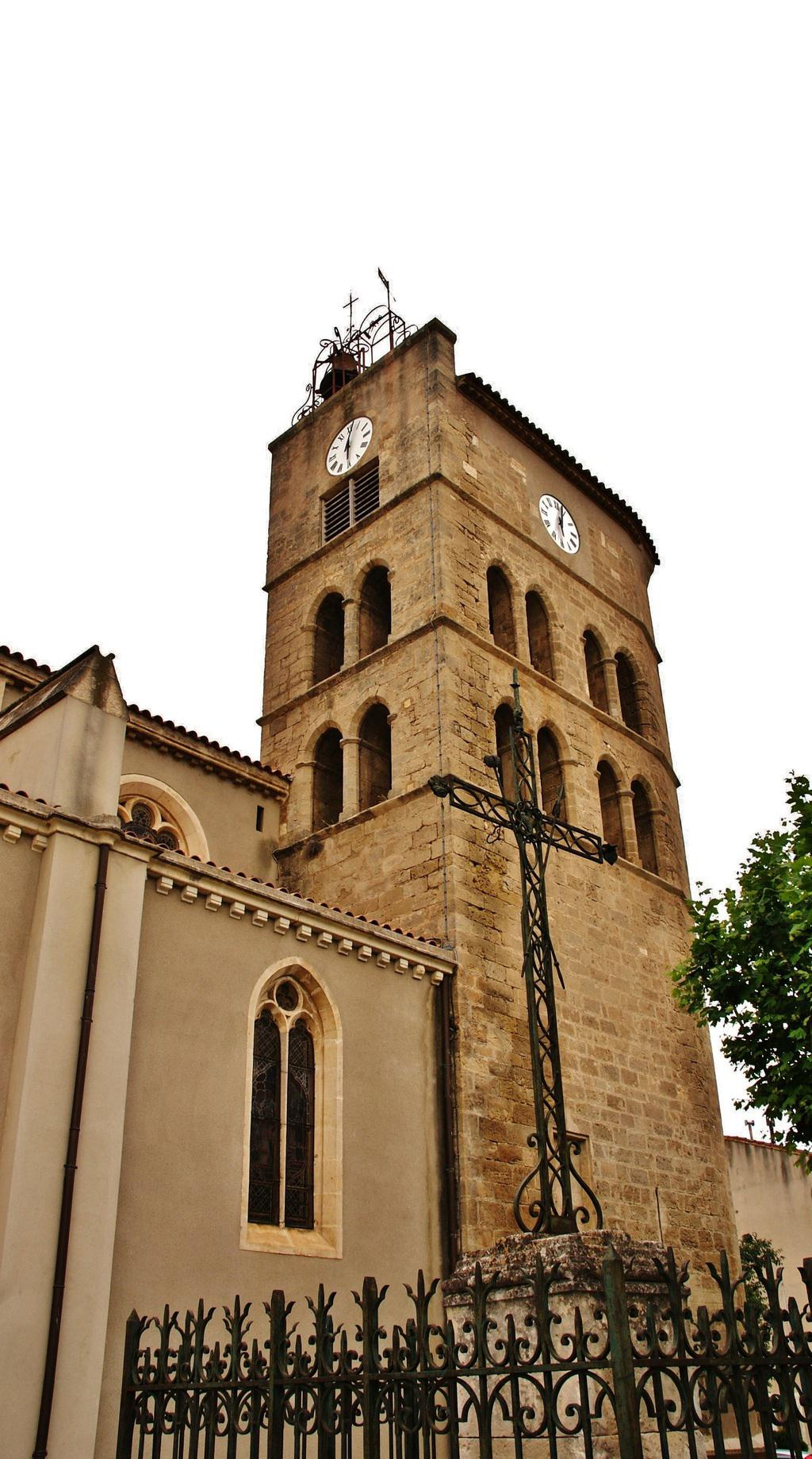 Church of Notre-Dame, French Heritage monument to Coursan.