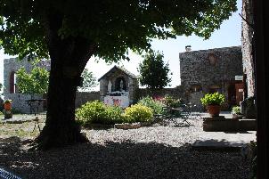 ermitage, alès, oppidum, chapelle, chanoines augustins