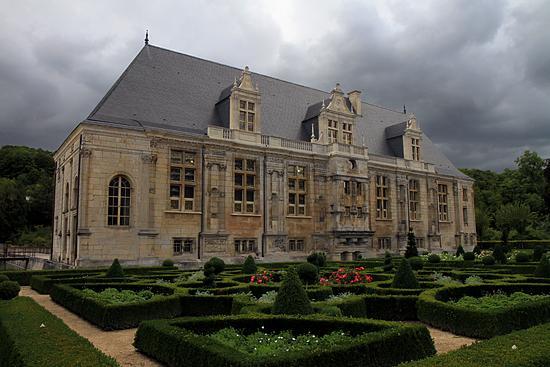 Château du Grand-Jardin et son parc à Joinville.