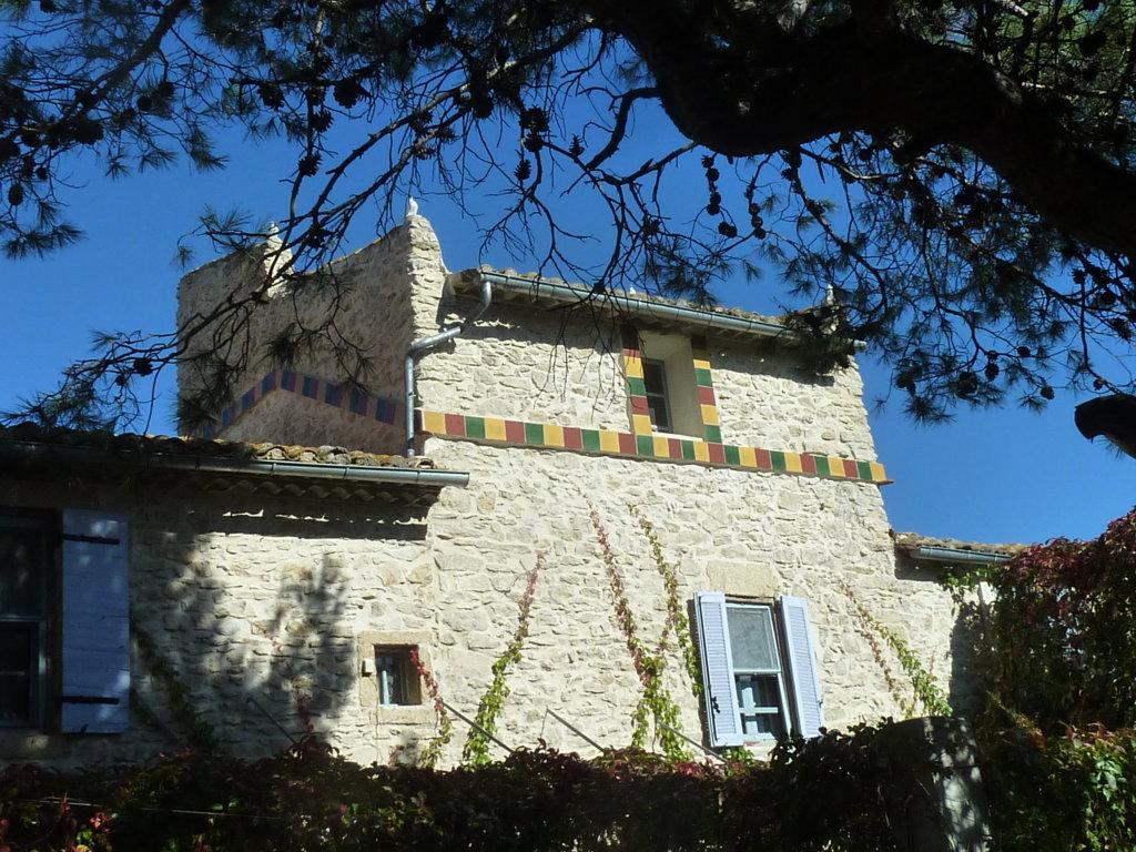 Ferme  lieu dit Bonsoy à Lancon provence.