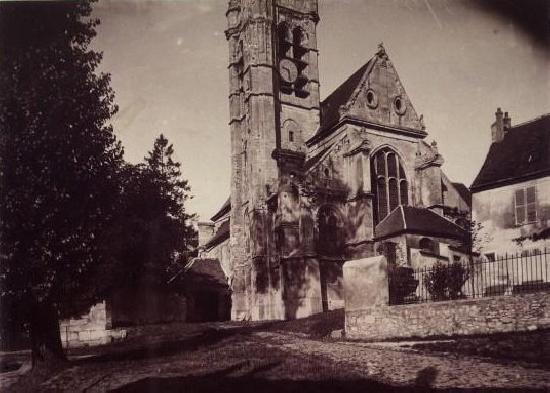 Eglise Saint-Pierre-Saint-Paul à Goussainville.