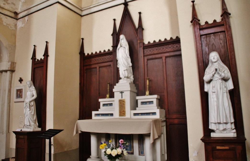 Eglise paroissiale saint pierre aux liens albefeuille for Albefeuille lagarde