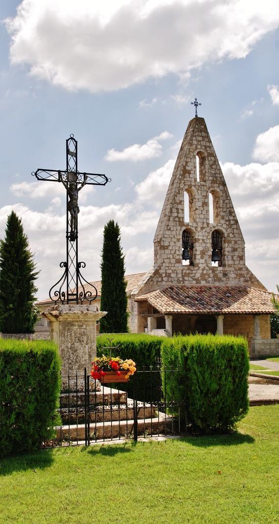 Eglise Paroissiale Saint-Michel à Gaudonville.