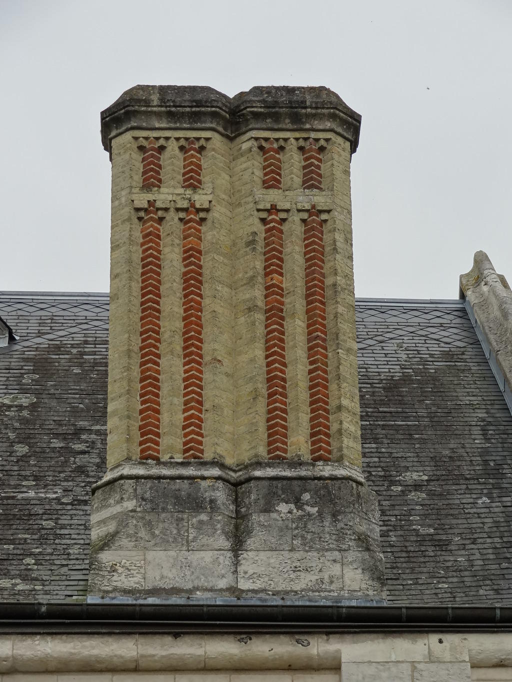 Old Abbey, French Heritage monument to Jumieges.