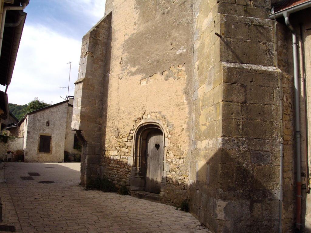 Eglise Paroissiale Saint-Rémi à Onville.