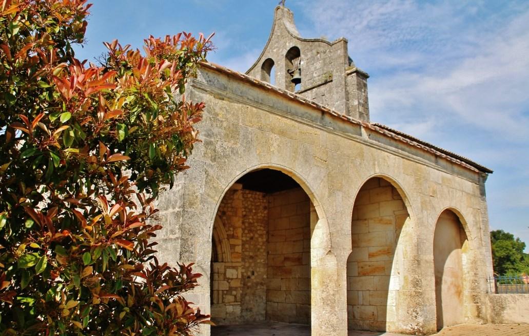 Église Saint-Etienne à Loupes.