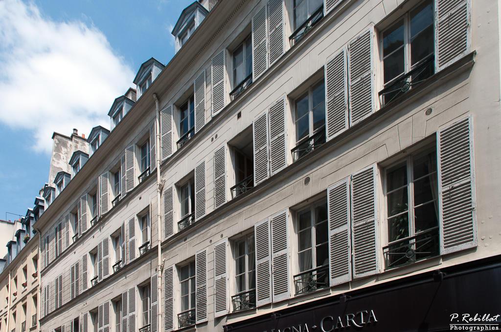 Hôtel de la Feuillade à Paris 7eme arrondissement.