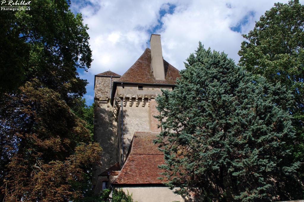Château place du Donjon lieu dit le Bourg à Menetou couture.