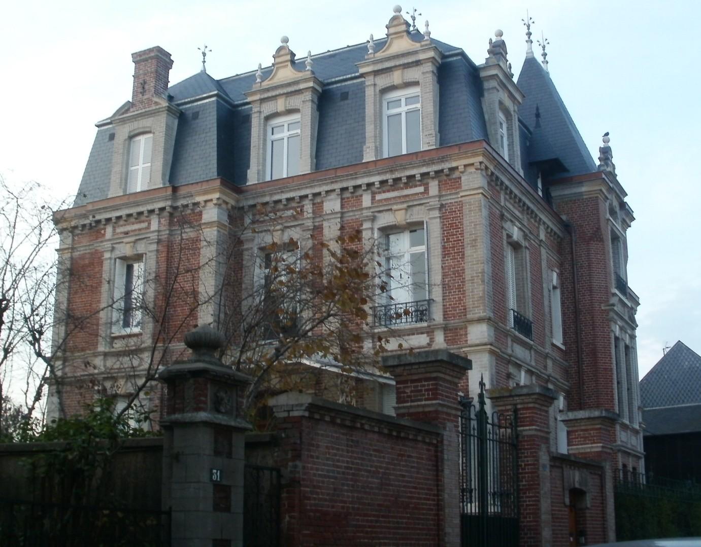 Hôtel de Graveron, dit hôtel de la Sous-Préfecture par anonymous contributor