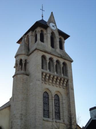 Eglise Paroissiale Saint-Patern à Sene.