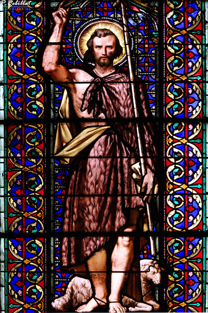 Sacred heart of Moulins.