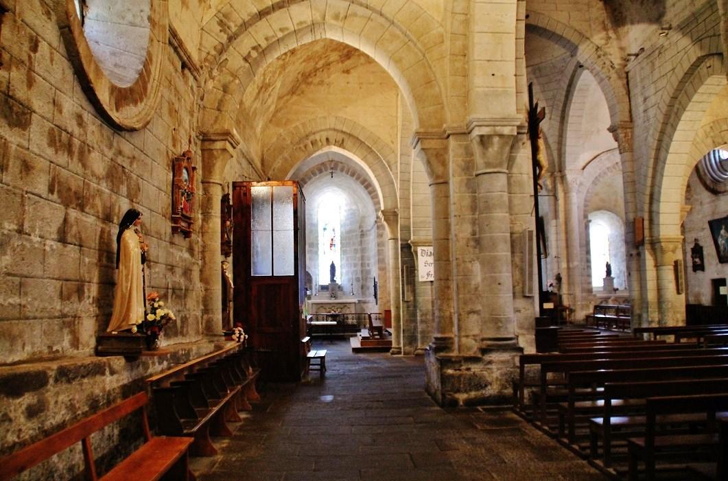 Eglise Notre-Dame à Herment.