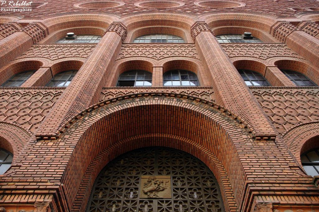 Institut d'Art et d'Archéologie à Paris 6eme arrondissement.