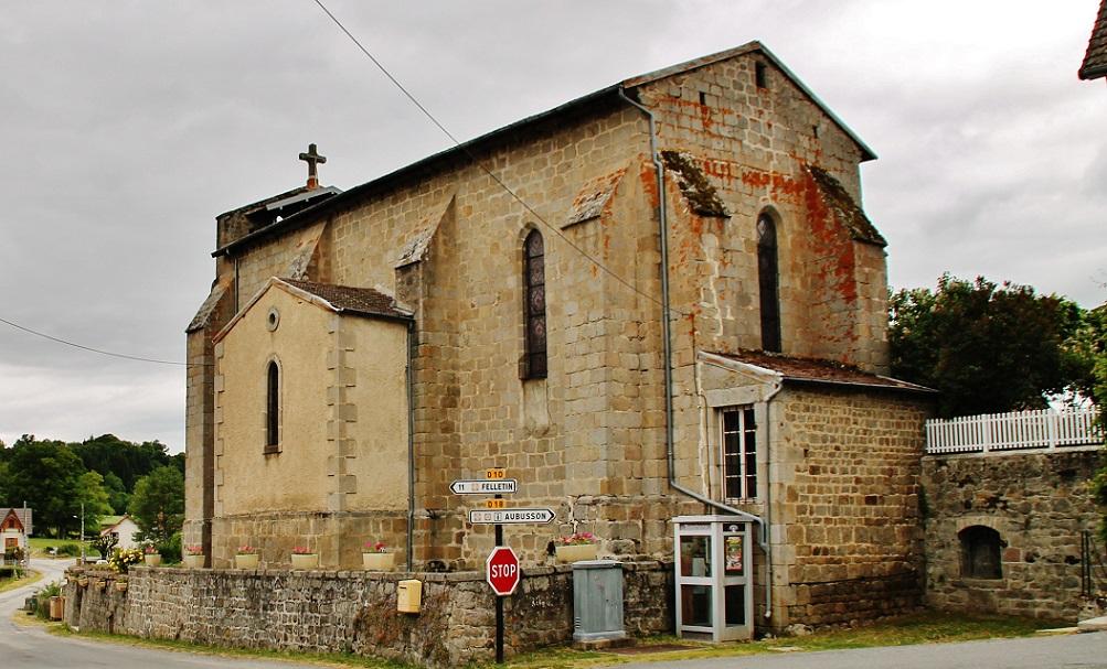 Eglise Paroissiale Sainte-Valérie par pierre bastien