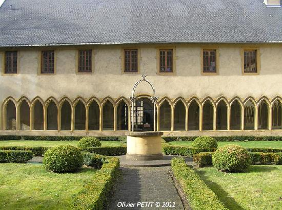 Convent of the Récollets (former), French Heritage monument to Metz.