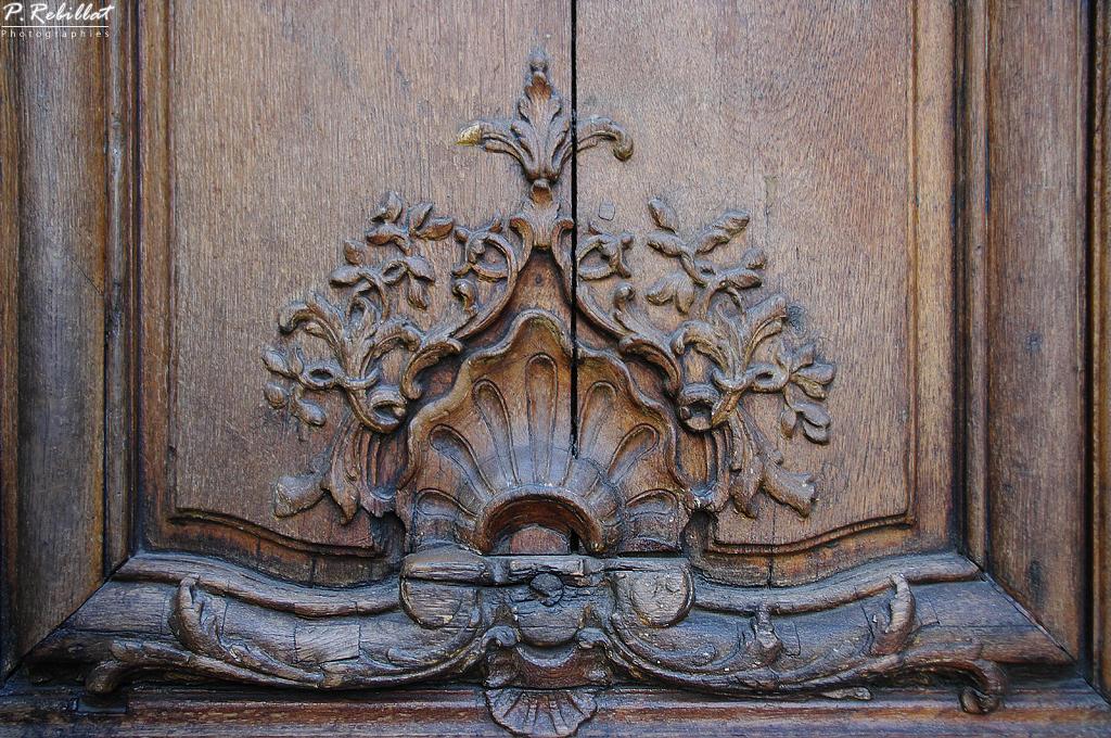 Hôtel de Bacq ou hôtel de Darlons à Paris 6eme arrondissement.