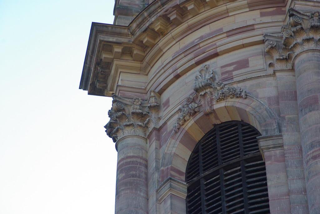 Abbaye Saint-Rémy, Saint-Jacques, Eglise Paroissiale de Chanoines Réguliers de Saint-Augustin à Luneville.