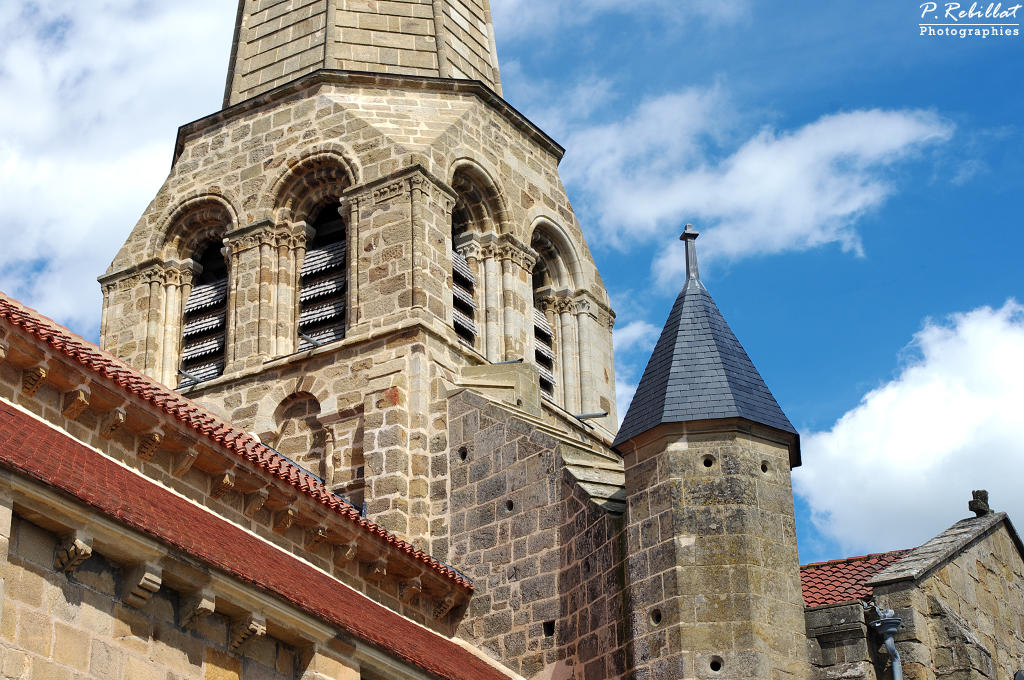 Church Saint-Maurice, French Heritage monument to Buxieres les mines.
