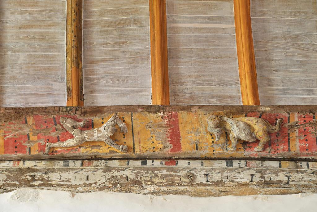Chapelle Notre-Dame-de-Confort à Berhet.