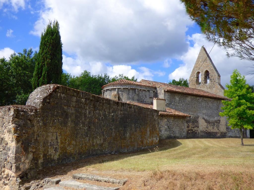 Eglise Saint-Eutrope de Couthures à La reunion.