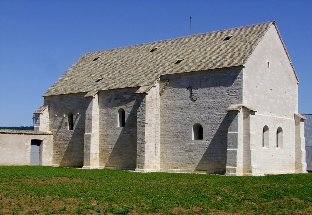 Ancien hôpital, ancienne maladrerie à Meursault.