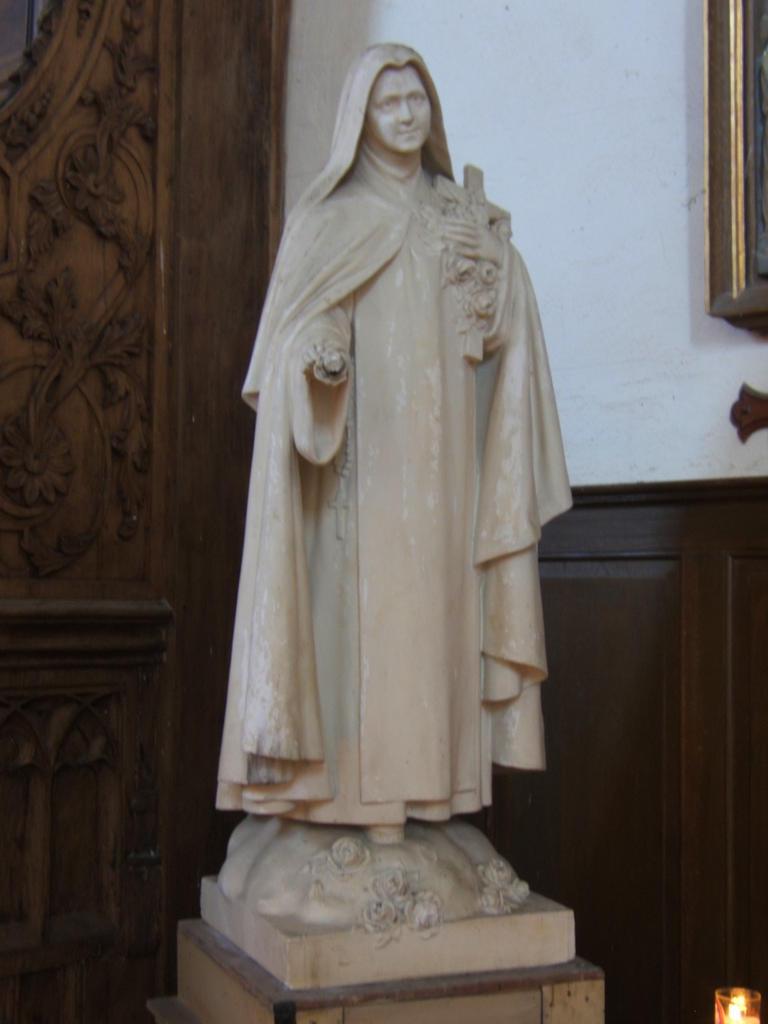 Collégiale Saint-Pierre de Gerberoy à Gerberoy.