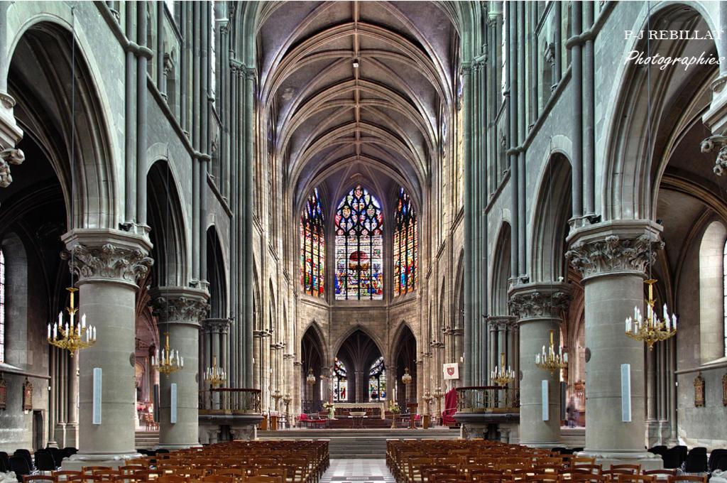 Cathédrale Notre-Dame par P_J_reb